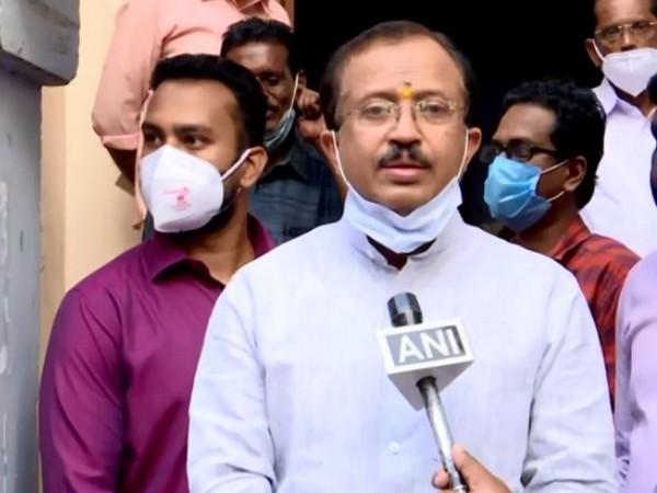 Union Minister V Muraleedharan (File photo)