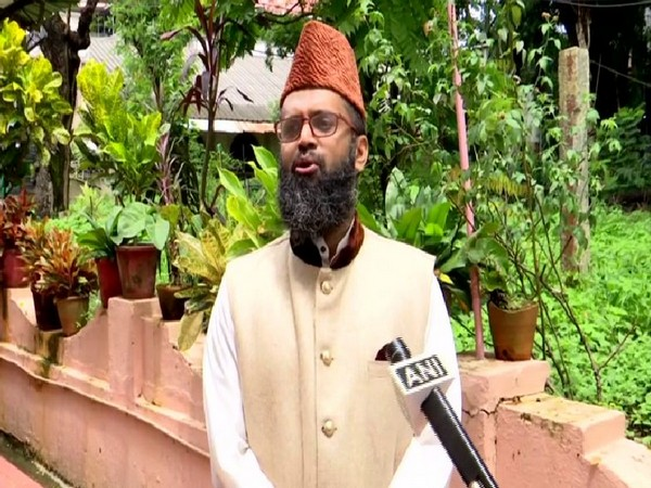 Palayam Imam VP Suhaib Moulavi. (Photo/ANI)