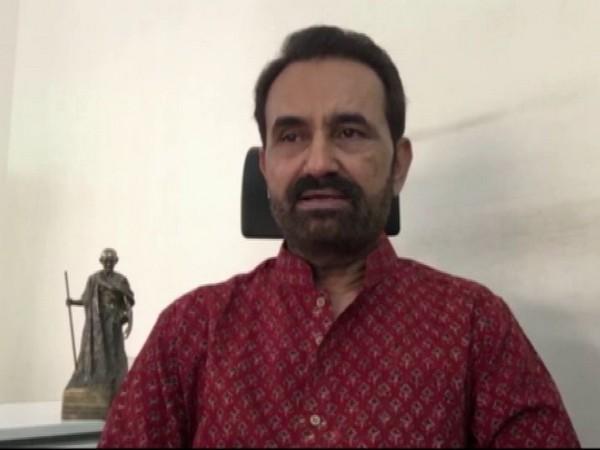 Congress Rajya Sabha MP Shakti Sinh Gohil