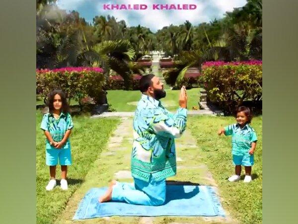 Cover of DJ Khaled's album (Image courtesy: Twitter)