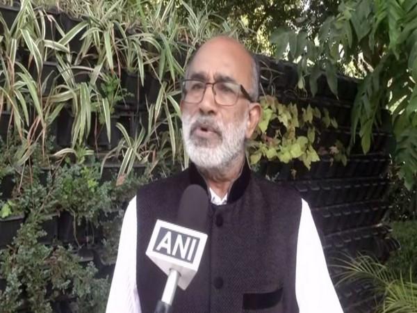 Rajya Sabha MP KJ Alphons