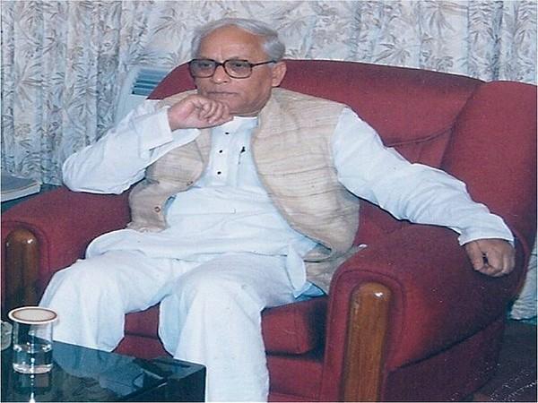 Former Chief Minister of West Bengal Buddhadeb Bhattacharjee