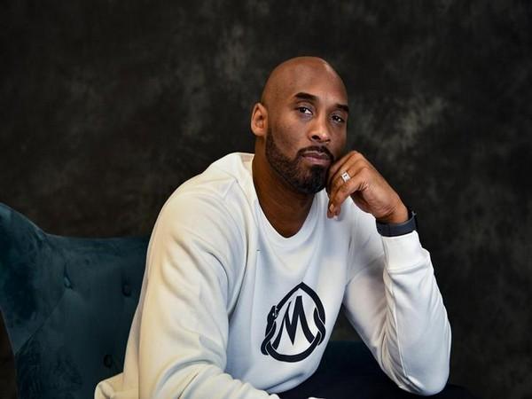 Late basketball player Kobe Bryant