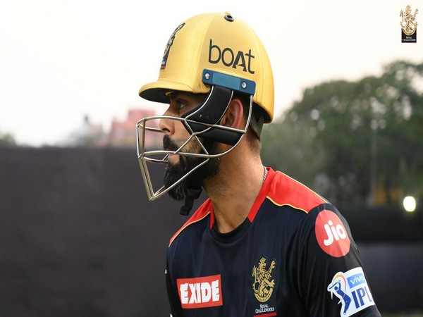 RCB skipper Virat Kohli (Photo/ RCB Twitter)