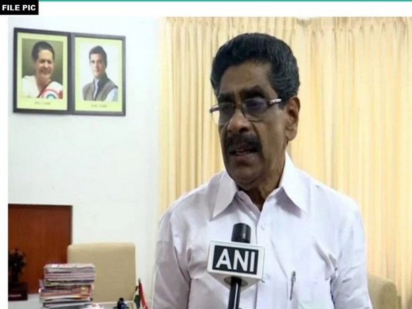 Kerala Pradesh Congress Committee (KPCC) President, Mullappally Ramachandran (Photo ANI)