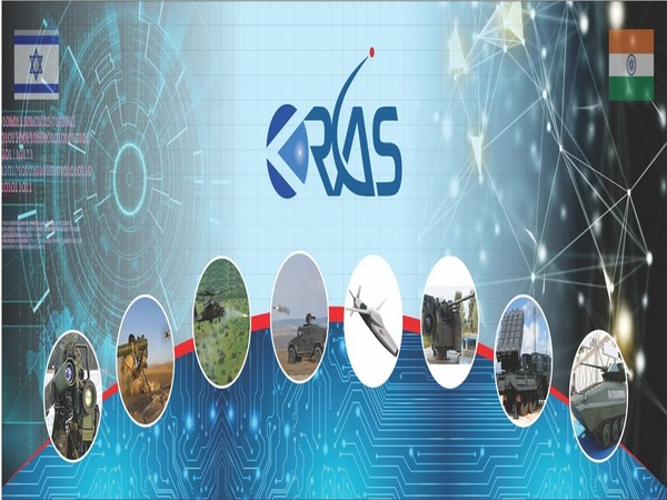 KRAS is a 49:51 ratio joint venture between Rafael Advanced Systems and Kalyani Strategic Systems
