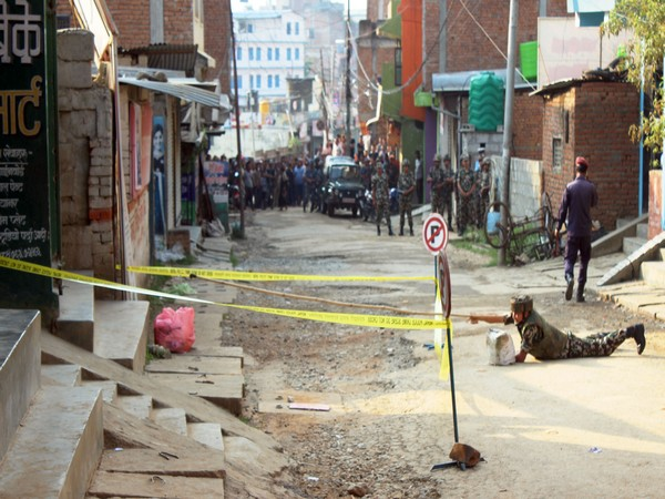 Visuals from the site of incident in Kathmandu, Nepal