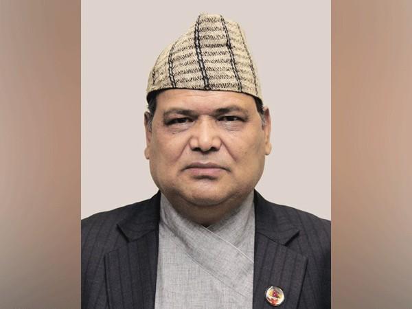 Nepal's Lower House Speaker Krishna Bahadur Mahara (File photo)