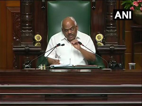 Karnataka Assembly Speaker KR Ramesh Kumar