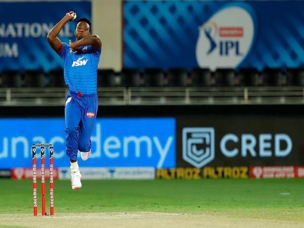 Delhi Capitals pacer Kagiso Rabada (Photo: BCCI/ IPL)