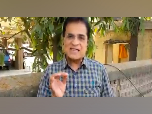 BJP leader Kirit Somaiya
