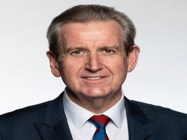 Australian High Commissioner to India Barry O'Farrell (Photo Credits: Twitter)