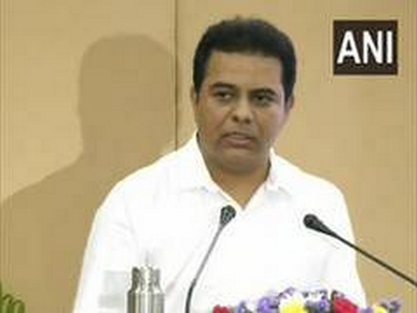 Telangana Minister KT Rama Rao (File photo)