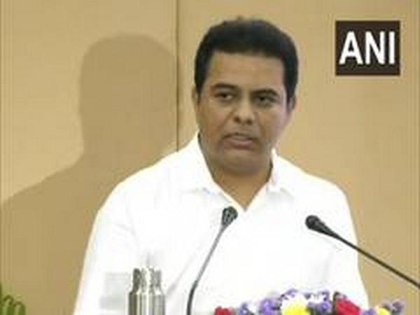 IT Minister of Telangana KT Rama Rao (File photo)
