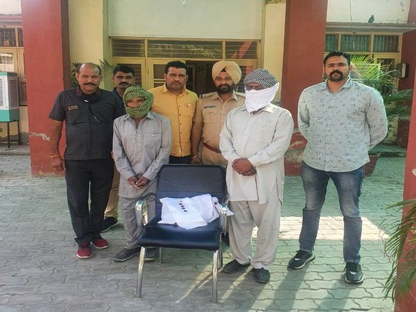 Haryana Police on Friday arrested two persons with 7 kilograms of opium in Kurukshetra district.