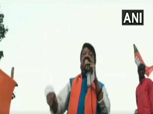 BJP General Secretary in-charge of West Bengal, Kailash Vijayvargiya.