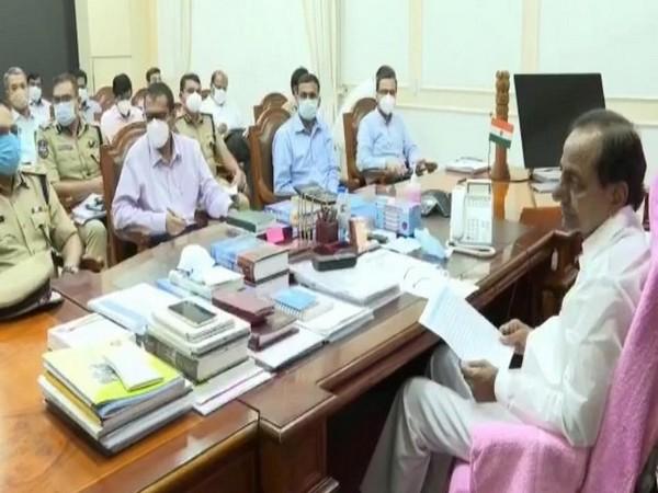 Telangana Chief Minister K Chandrasekhar Rao. (File Photo/ANI)
