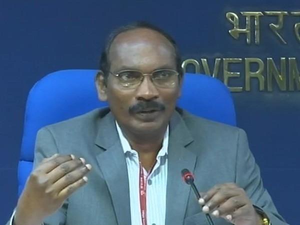 ISRO Chairman K Sivan (File photo/ANI)