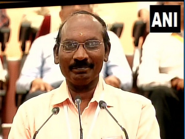 Indian Space Research Organisation (ISRO)chairman K Sivan