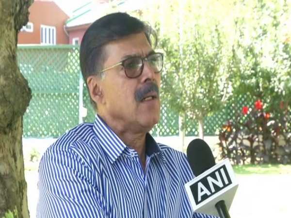 K Vijay Kumar in conversation with ANI on Sunday. Photo/ANI