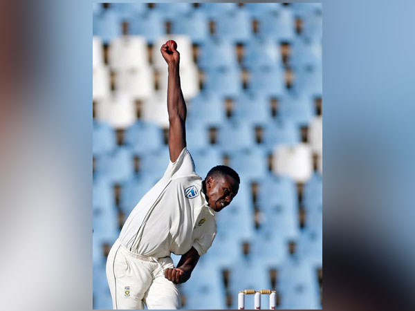 South Africa pacer Kagiso Rabada