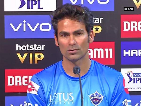 Delhi Capitals assistant coach Mohammad Kaif