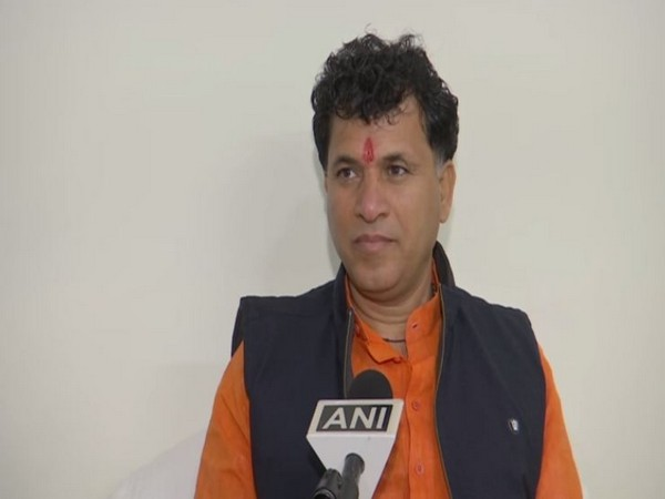 Minister of State for Agriculture Kailash Choudhary [Photo/ANI]