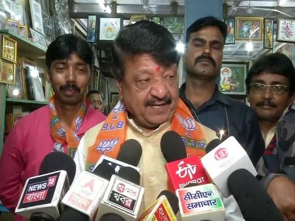 BJP leader Vijay Vargiya