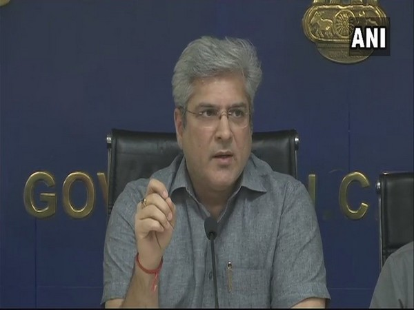 Delhi Minister Kailash Gahlot. File photo/ANI