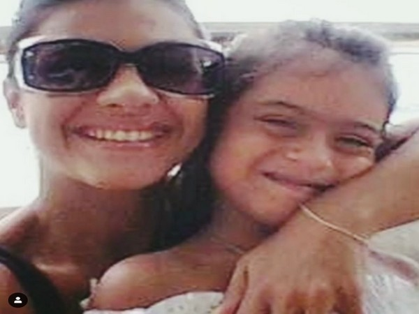 A still from the video shared by actor Kajol with daughter Nysa (Image courtesy: Instagram)