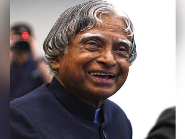 Former President and the 'Missile Man of India', Dr APJ Abdul Kalam. (File photo)
