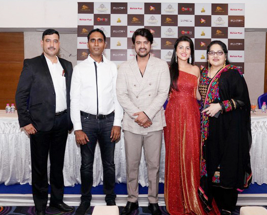 Hindi film Sumeru's teaser launched in Surat