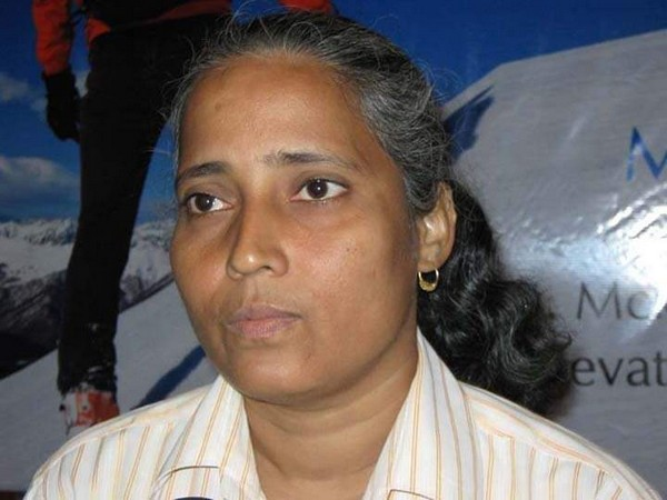 Odisha's first woman mountaineer Kalpana Dash