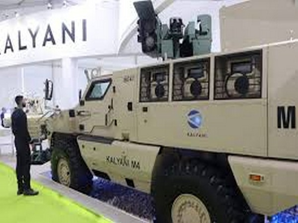 The Kalyani M4 successfully completed a series of extreme vehicle trials in some of the toughest environments