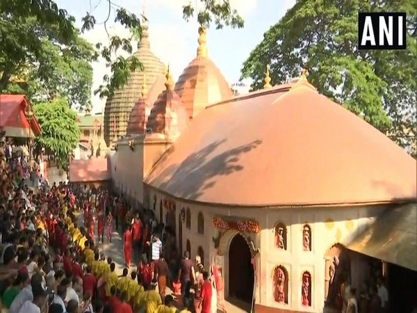 Assam's Kamakhya temple is set to open from Sunday onwards.