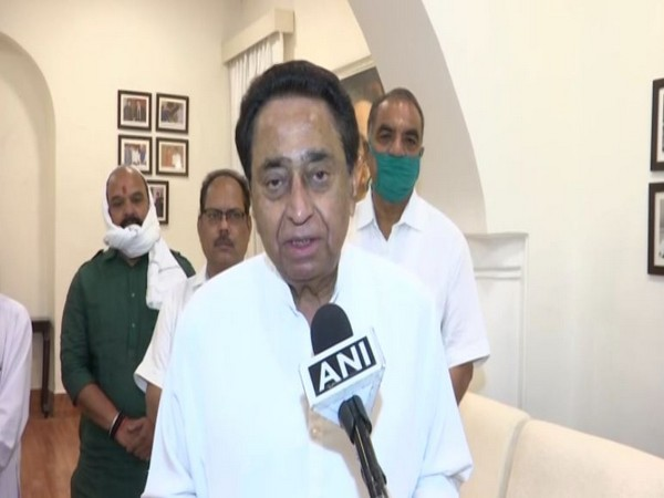 Senior Congress leader Kamal Nath. [File Photo/ANI]