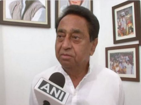 Madhya Pradesh Chief Minister Kamal Nath (File photo)