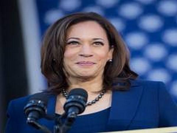 California Senator Kamala Harris (File photo)