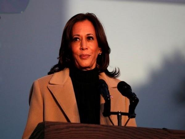 US Vice President Kamala Harris