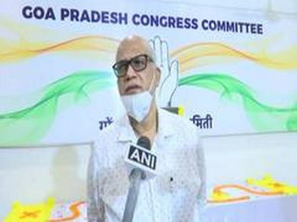 Goa opposition leader Digambar Kamat