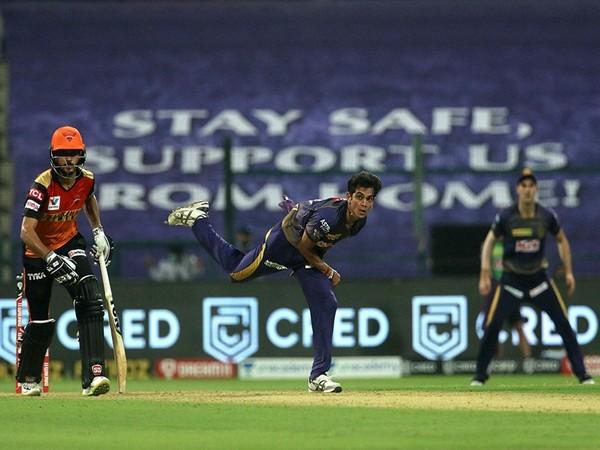 KKR pacer Kamlesh Nagarkoti (Photo: IPL/BCCI)