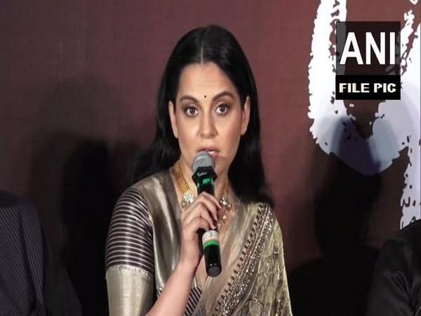 Bollywood actress Kangana Ranaut (File photo)