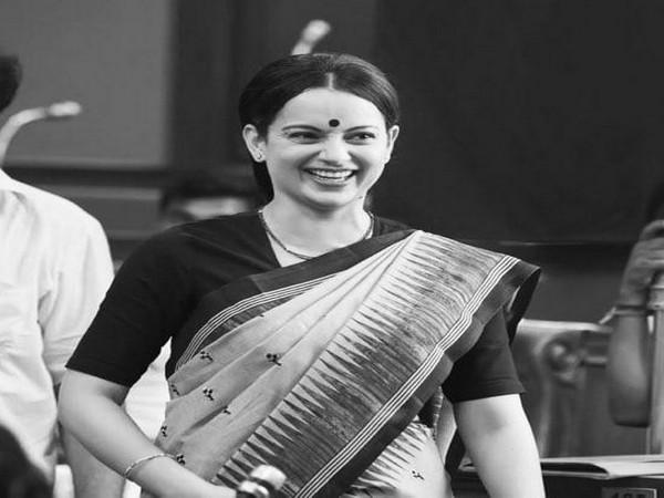 Kangana Ranaut shares update on Thalaivi her look in film-ANI - BW  Businessworld