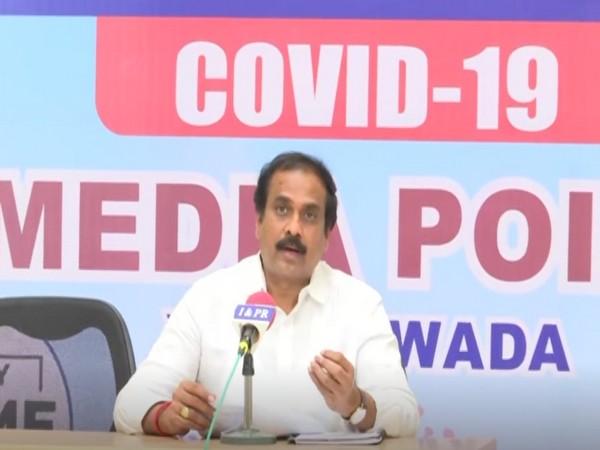 Andhra Pradesh Agriculture Minister Kurasala Kannababu (File photo/ANI)