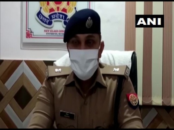Superintendent of Police, Kanpur (south), Deepak Bhaskar. Photo/ANI