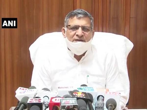 Haryana Education Minister Kanwar Pal (File Photo)