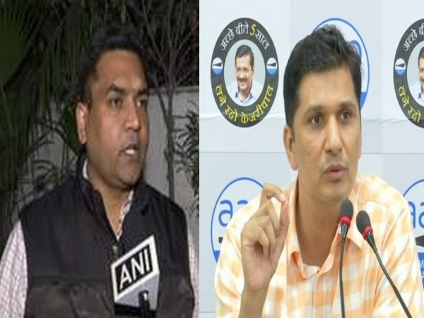 Kapil Mishra and Satyendra Jain.
