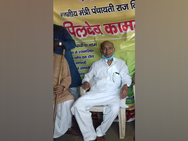 Janata Dal (United) leader and Bihar Panchayati Raj Minister Kapil Deo Kamat (Photo credit: Kapil Deo Kamat's Facebook)