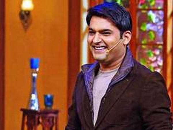 Comedian Kapil Sharma