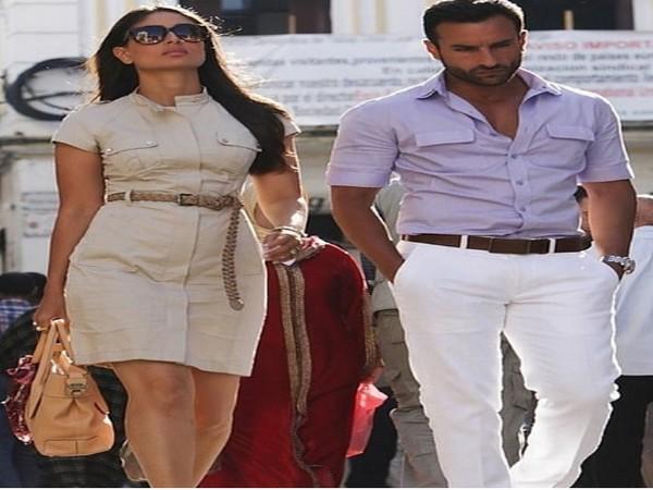 Star couple Kareena Kapoor Khan and Saif Ali Khan (Image Source: Instagram)